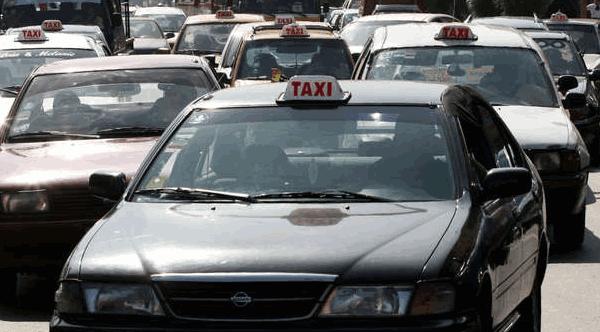 Pasos para cambiar placa de taxi a particular.